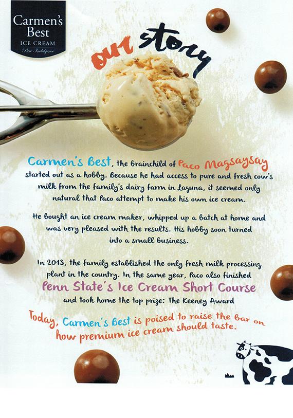 Carmen's Best Ice Cream Chef Jessie (4)