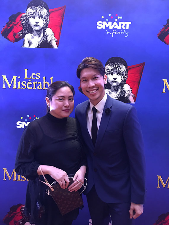 Gala night of Les Miserables (1)