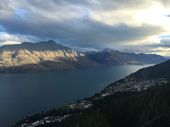 Queenstown Gondola and Luge (3)
