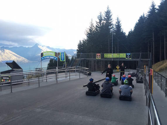 Queenstown Gondola and Luge (5)