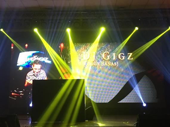 A Night with OScar Reyes Gigz DJ
