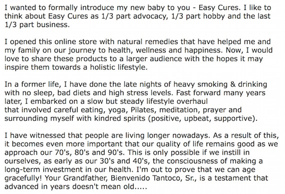 Easy Cures (11)