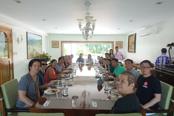 Farewell Lunch at Pithaya (9)