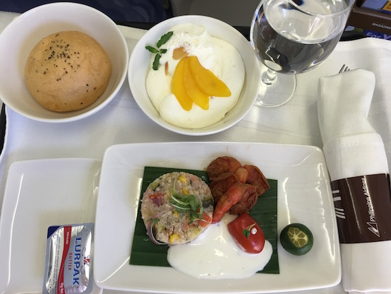 Meals at Philippine Airlines (7)