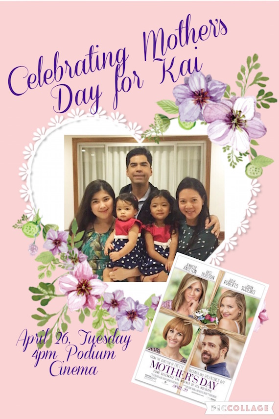 Mother's Day Celebration for Kai (11)
