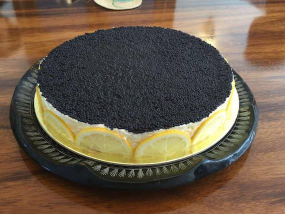 Pithaya Chut VB Kitchen Caviar pie