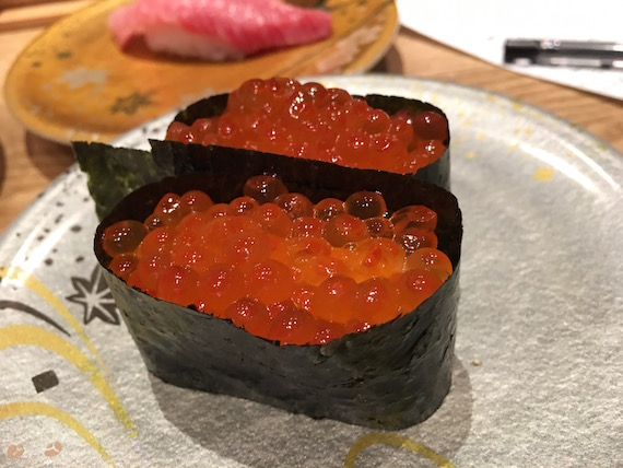 Sushi in Haneda Airport (4)