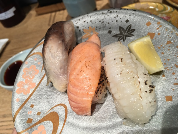 Sushi in Haneda Airport (5)