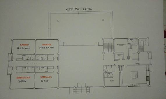 guesthouse pithaya layout of rooms nisekrew
