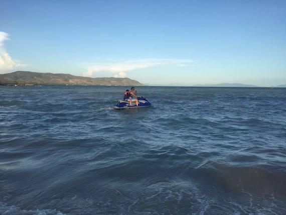 pithaya beach jet ski