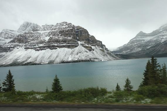 Bow Lake and Bow Summit at Banff (14)