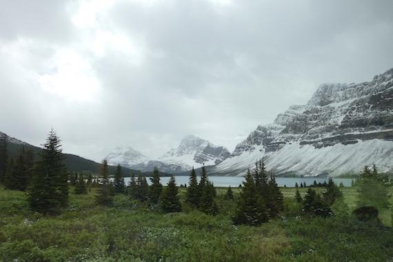 Bow Lake and Bow Summit at Banff (15)