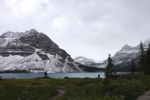 Bow Lake and Bow Summit at Banff (18)