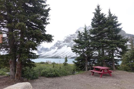 Bow Lake and Bow Summit at Banff (20)