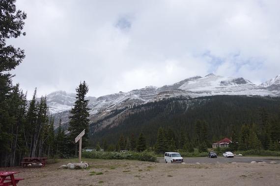 Bow Lake and Bow Summit at Banff (21)