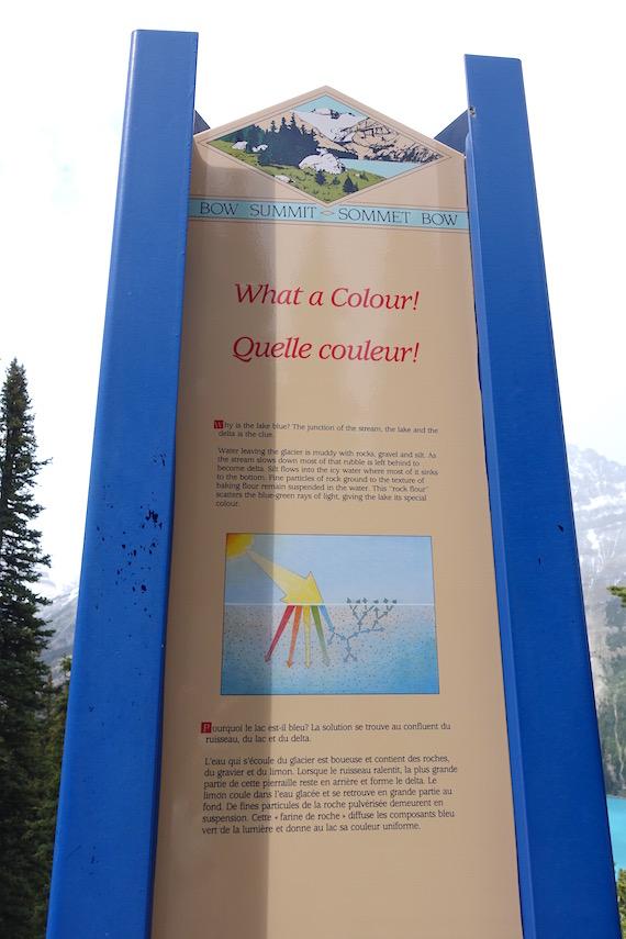 Bow Lake and Bow Summit at Banff (4)