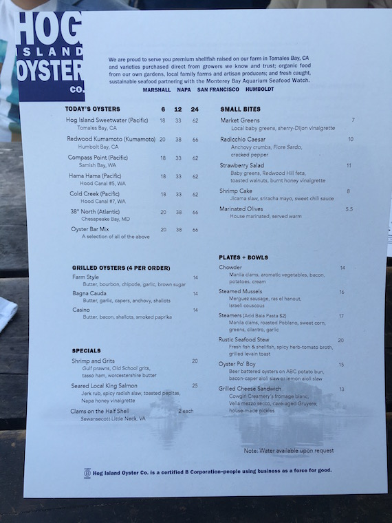 Hog Island Oyster Co. at the Ox Bow Market (5)