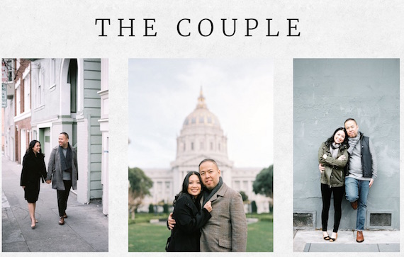 Til There was You Kim and Chut The Couple