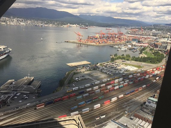 Touring Vancouver (5)