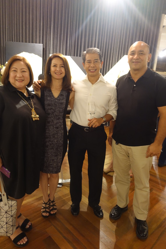 Curations Smart Infinity Winnie and Rene Domingo Tom Drilon
