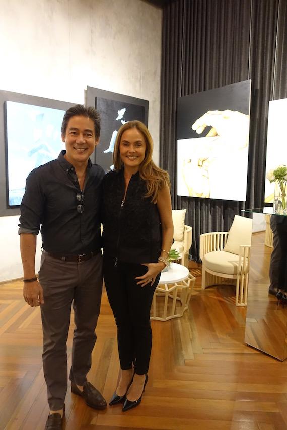 Curations Smart infinity Ambassadors raul and joanna francisco