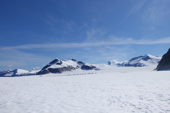 Dog Sledding in Junaeu Alaska (14)