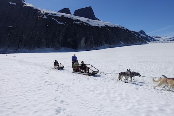 Dog Sledding in Junaeu Alaska (15)