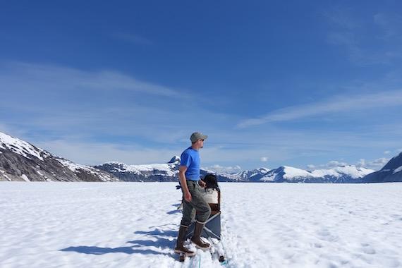 Dog Sledding in Junaeu Alaska (16)