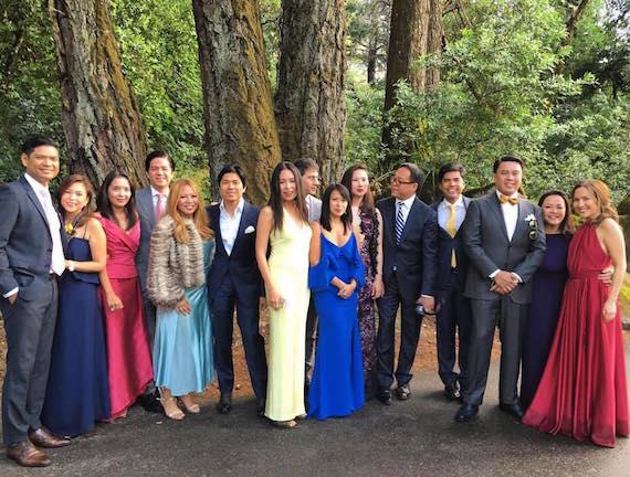 Nisekrew for Kim and Chut wedding