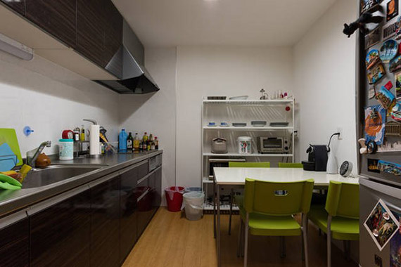 Tokyo Apartment to Share with Tokyo Visitors (16)