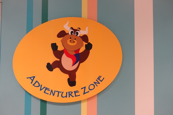 Adventure Zone in Shangrila Fort (1)