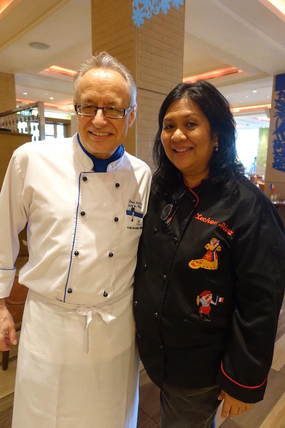 Manila Hotel Filipino Food Festival 2016 dedet dela fuente