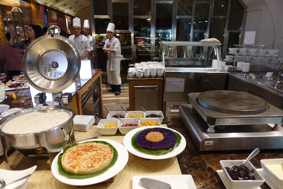 Manila Hotel Filipino Food Festival 2016 dessert station cafe ilang ilang