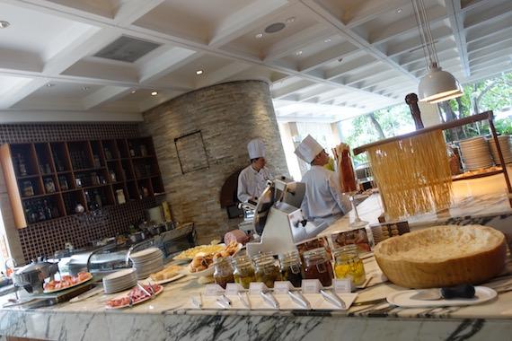 Manila Hotel Filipino Food Festival 2016 italian