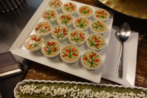 Manila Hotel Filipino Food Festival 2016 laing and bihod pate