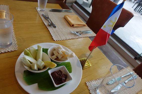 Manila Hotel Filipino Food Festival 2016 philippin eflag bagoong
