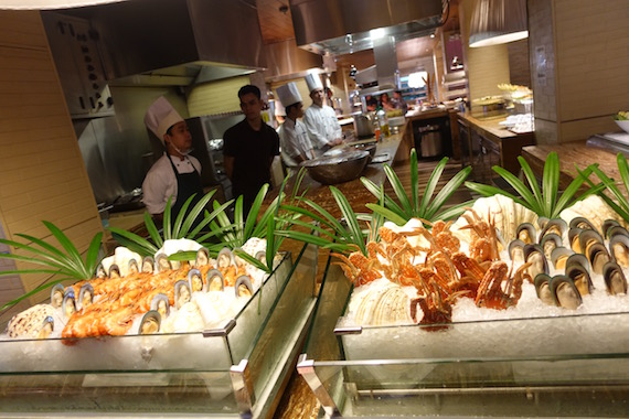 Manila Hotel Filipino Food Festival 2016 seafood