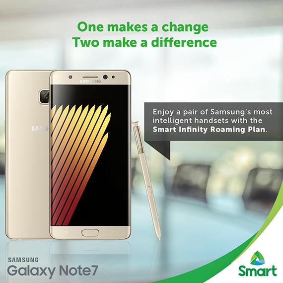 Smart Galaxy Note 7