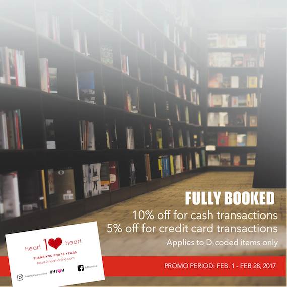 H2H card Fully Booked