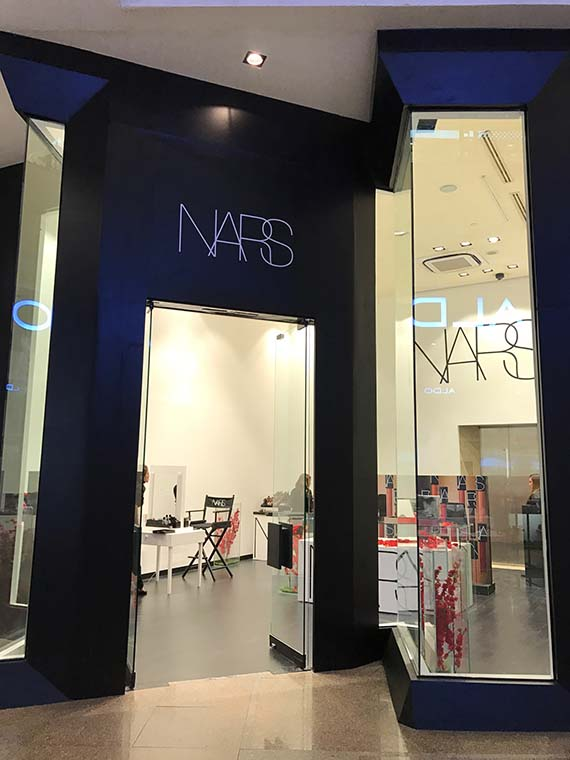 Nars Pop Up (1)
