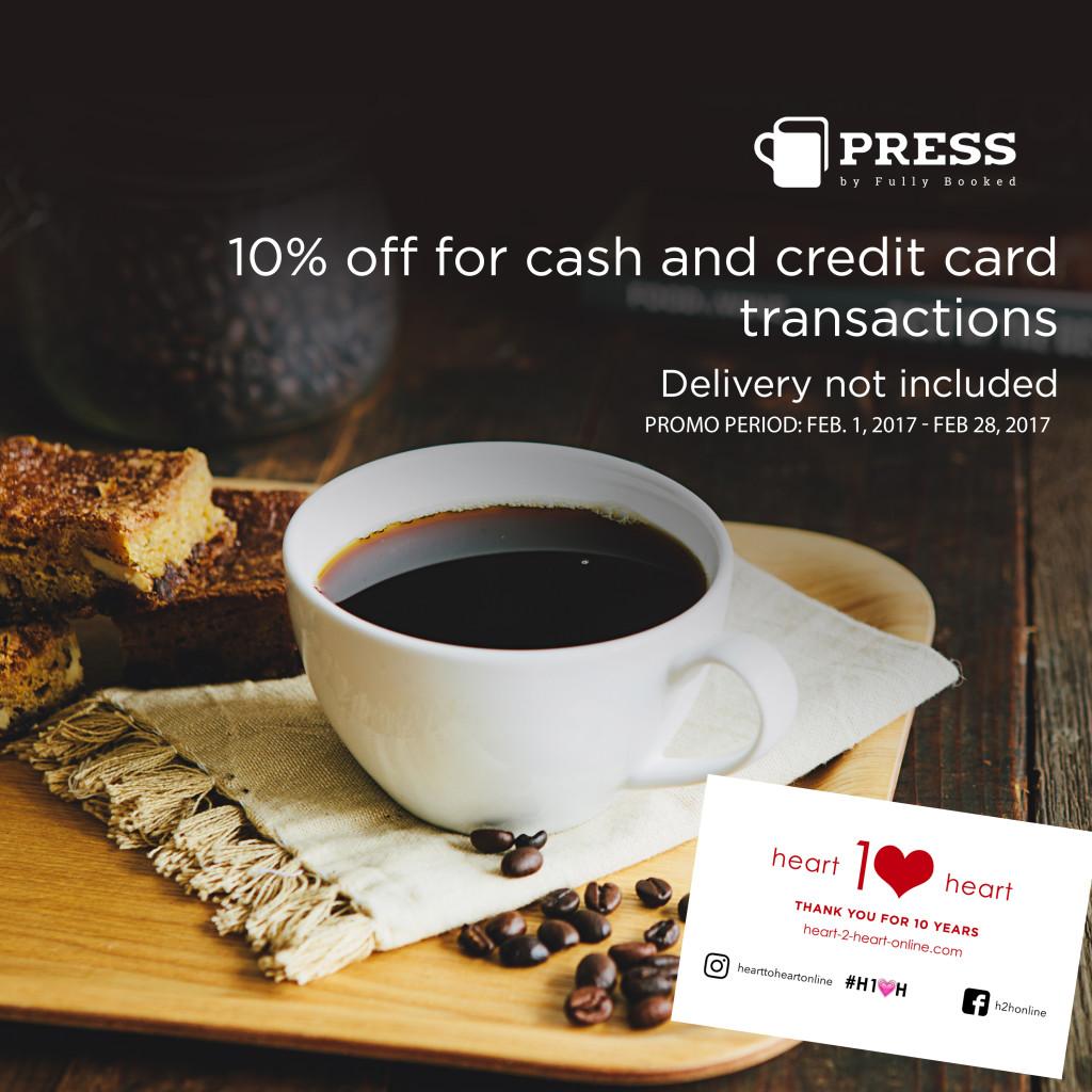 PRESS H2H card