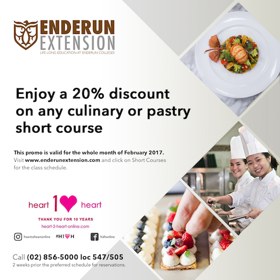 heart to heart discount - Enderun Extension February (2)