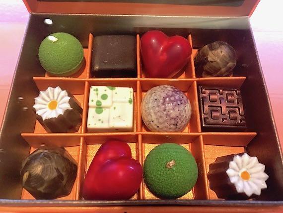 Cafe macaron cakes Fairmont makati chocolates