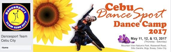 Dancesport Cebu facebook