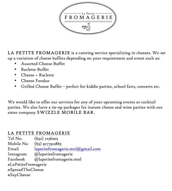 La Petite Fromagerie Karla Reyes 1