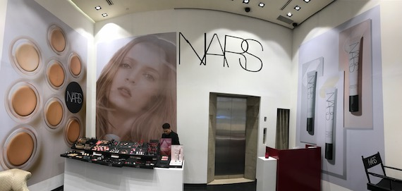 Nars pop up adora manila