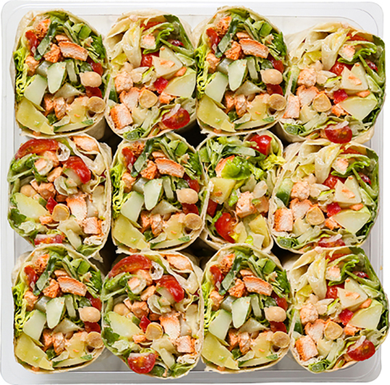 SaladStop! Party Trays (4)