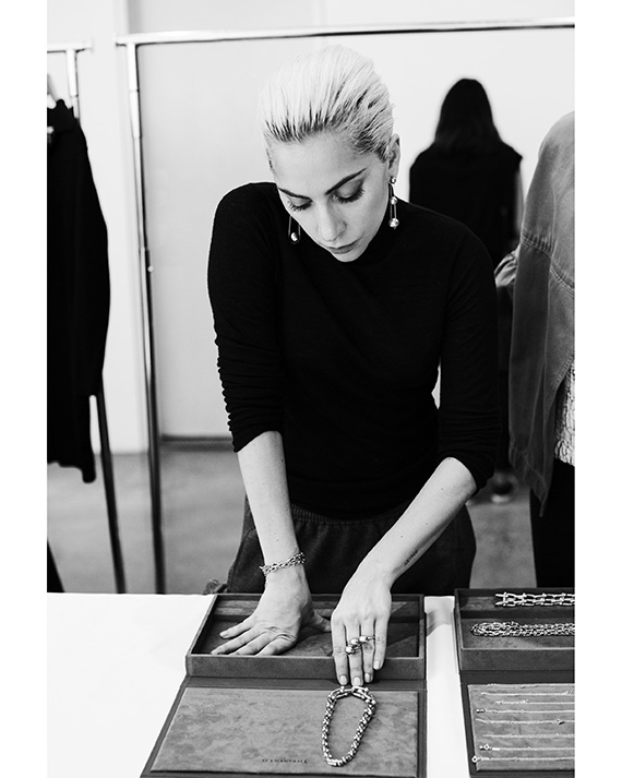 Tiffany & Co Announces New Collection with Lady Gaga (1)