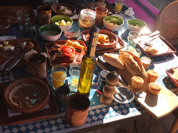 Breakfast at El Fenn (6)