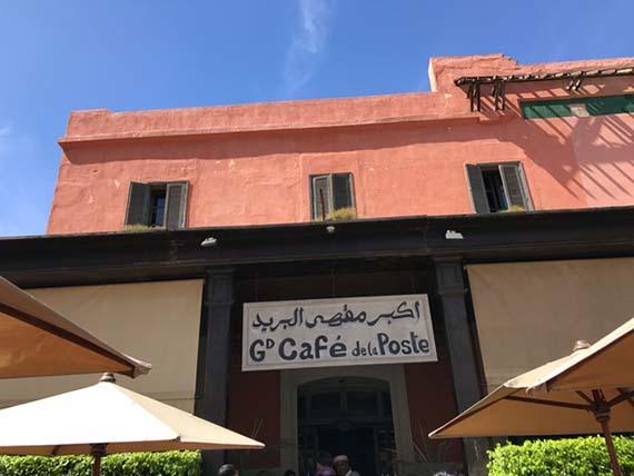 Cafe Dela Poste (2)